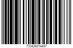 Ajver Vegetable Spread UPC Bar Code UPC: 733426014497