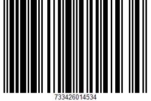 Ajbap Vegetable Spread UPC Bar Code UPC: 733426014534