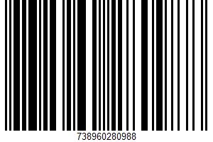 Akawi Cheese UPC Bar Code UPC: 738960280988