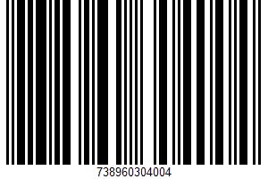 Ajvar Vegetable Spread UPC Bar Code UPC: 738960304004