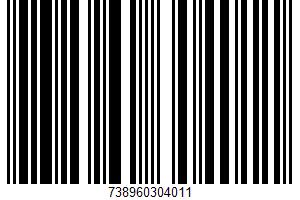 Ajvar Vegetable Spread UPC Bar Code UPC: 738960304011