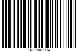 Delba, Bread, Three Grain UPC Bar Code UPC: 740699001734