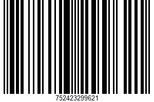A&g, All Natural Veggie Chips UPC Bar Code UPC: 752423299621