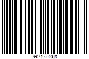 Albie's, European Coffee Cake, Cheese Babka UPC Bar Code UPC: 760219000016