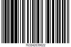 Abbey Farm, Rhubarb & Ginger Preserve UPC Bar Code UPC: 763242039022