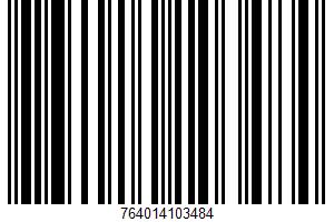Aidells, Smoked Chicken Sausage, Chicken & Apple UPC Bar Code UPC: 764014103484
