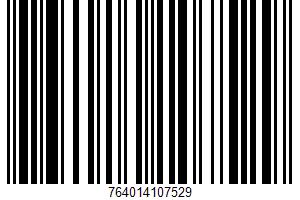Aidells, Chicken & Apple Smoked Chicken Sausage UPC Bar Code UPC: 764014107529