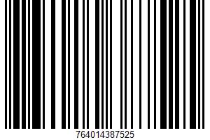 Aidells, Organic Smoked Chicken Sausage UPC Bar Code UPC: 764014387525