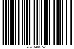 Aidells, Organic Smoked Chicken Sausage UPC Bar Code UPC: 764014843526