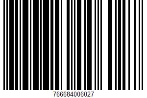 Abdallah, English Toffee UPC Bar Code UPC: 766684006027