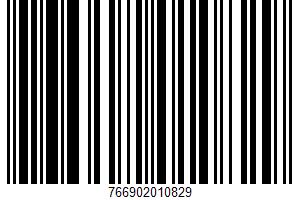 Acidulated Hard Candy Lollipops UPC Bar Code UPC: 766902010829