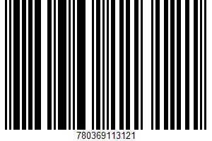 Cream Soda UPC Bar Code UPC: 780369113121