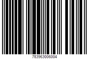 Acacia Honey UPC Bar Code UPC: 783963006004