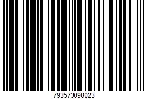 Aged Raw Milk Cheddar Cheese UPC Bar Code UPC: 793573098023