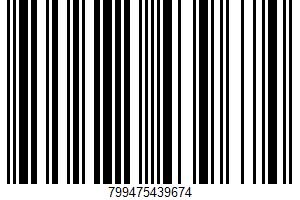 Al Johnson's, Swedish Pancake Mix UPC Bar Code UPC: 799475439674