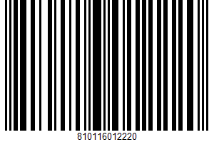 Air Heads, Chewy Fruity Candy UPC Bar Code UPC: 810116012220