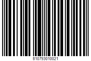 Ovaltine, Malted Drink UPC Bar Code UPC: 810793010021