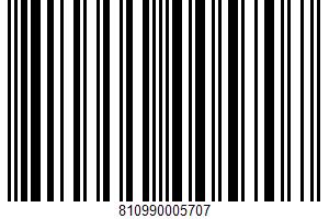 Acapulcoco, Coconut Water UPC Bar Code UPC: 810990005707