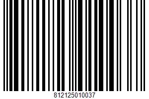 Ajo Garlic Paste UPC Bar Code UPC: 812125010037