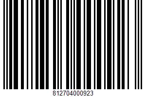 Artica, Sparkling - Sorbet, Kiwi Strawberry UPC Bar Code UPC: 812704000923