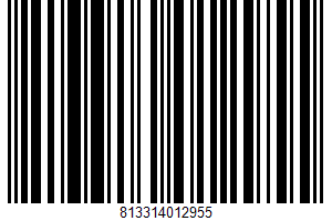Agave With Stevia Extract UPC Bar Code UPC: 813314012955
