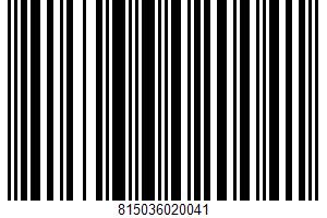 Alaska Salmon Bites, Wild Alaska Spruce UPC Bar Code UPC: 815036020041