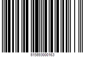 A.a. Borsari, Pepper Seasoning Peppercorn UPC Bar Code UPC: 815893000163
