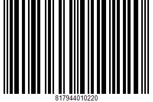 Aged English Cheddar Cheese UPC Bar Code UPC: 817944010220