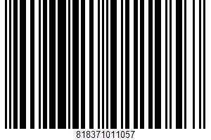 Alaskan Jack's Wild Caught Keta Salmon UPC Bar Code UPC: 818371011057