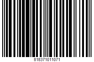 Alaskan Jack's Wild Caught Keta Salmon UPC Bar Code UPC: 818371011071