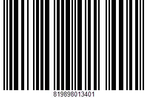 Adirondack Mountain Mix UPC Bar Code UPC: 819898013401