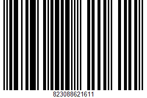 Dona Lisa, Yellow Cherry UPC Bar Code UPC: 823088621611