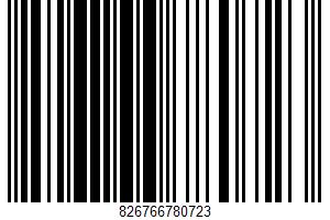 Alarm Chili Portabella Mushrooms UPC Bar Code UPC: 826766780723