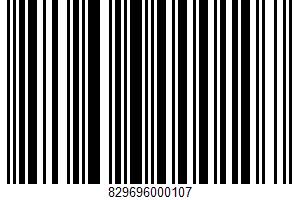 Albacore Wild Tuna UPC Bar Code UPC: 829696000107
