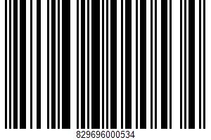 Albacore Wild Tuna UPC Bar Code UPC: 829696000534