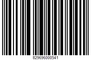 Albacore Wild Tuna UPC Bar Code UPC: 829696000541