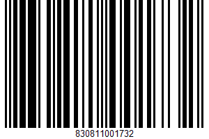 A Perfect Blend Of Vegetable And Grape Seed Oil UPC Bar Code UPC: 830811001732