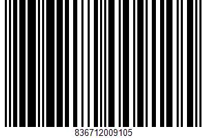 Alcohol Free Sparkling Wine, Virgin Brut UPC Bar Code UPC: 836712009105