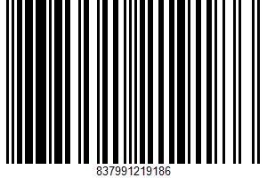 Abc, Peanut Butter UPC Bar Code UPC: 837991219186
