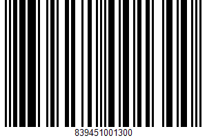 Kashmiri Dum Aloo UPC Bar Code UPC: 839451001300