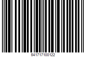 A Collision Of Creamy Milk Chocolate, Crunchy Peanuts, Rice Puffs & Pretzels UPC Bar Code UPC: 841717100122