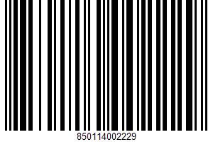 Gingerbread Caramels UPC Bar Code UPC: 850114002229