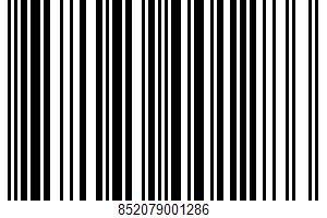 Katalyst Kombucha, The Living Elixer, Concord Grape UPC Bar Code UPC: 852079001286