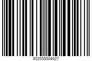 Caramel Crunch 3 Caramel Cups UPC Bar Code UPC: 852550004027