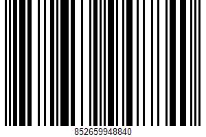 A Bubbly Probiotic Tea UPC Bar Code UPC: 852659948840