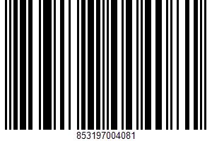 Alder Smoked Wild Salmon Chowder UPC Bar Code UPC: 853197004081