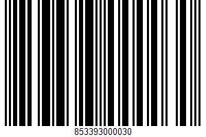 Aardvark Habenero Hot Sauce UPC Bar Code UPC: 853393000030
