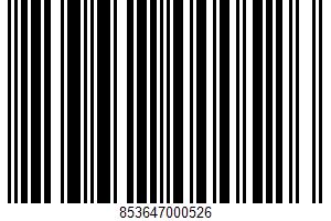 Acai Juice Beverage UPC Bar Code UPC: 853647000526