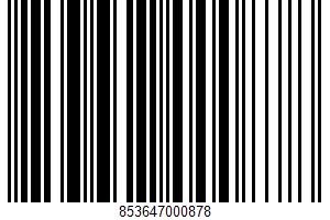 Acai Juice UPC Bar Code UPC: 853647000878