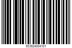 Abby's, Caraway Rye UPC Bar Code UPC: 853824004101